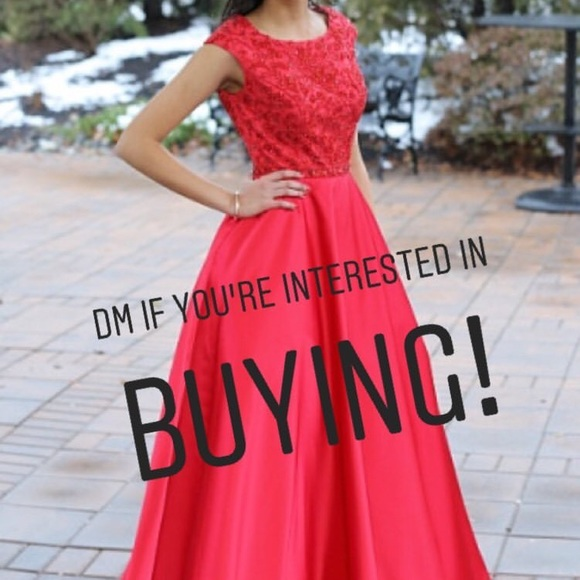 f593b26ca9c1d (FREE SHIPPING) BEAUTIFUL SWEET 16/PROM DRESS